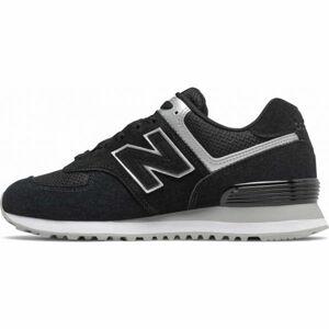 New Balance WL574EZ černá 4.5 - Dámská volnočasová obuv