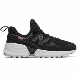 New Balance WS574TEB černá 4 - Dámská volnočasová obuv