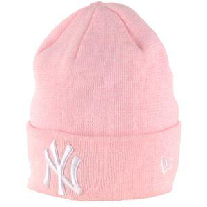New Era MLB WMN NEW YORK YANKEES růžová UNI - Dámská klubová zimní čepice