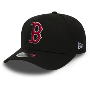 New Era STRETCH SNAP 9FIFTY BOSTON RED SOX černá S/M - Pánská kšiltovka