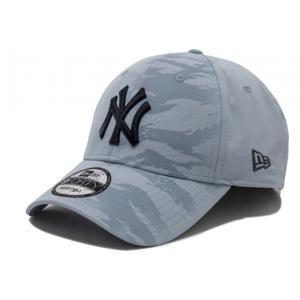New Era 9FORTY MLB WINTER CAMO NEW YORK YANKEES šedá UNI - Pánská klubová kšiltovka