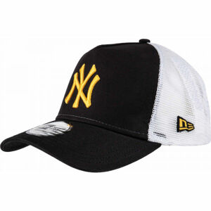 New Era 9FORTY AF TRUCKER MLB ESSENTIAL NEW YORK YANKEES  UNI - Dámská kšiltovka