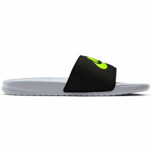 Nike BENASSI JDI bílá 7 - Pánské pantofle