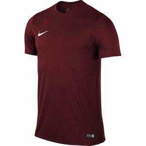 Nike SS YTH PARK VI JSY červená XL - Chlapecký fotbalový dres