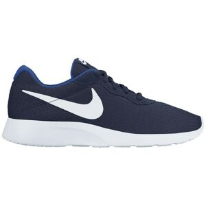 Nike TANJUN tmavě modrá 9 - Pánská volnočasová obuv