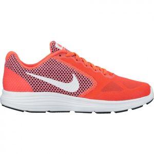 Nike REVOLUTION 3 W bílá 7.5 - Dámská běžecká obuv