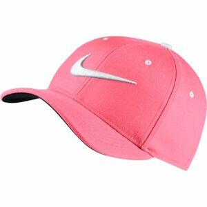 Nike AROBILL CLC99 CAP SF WOOL růžová UNI - Dívčí sportovní čepice