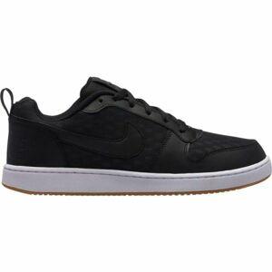 Nike COURT BOROUGH LOW SE SHOE černá 10.5 - Pánská volnočasová obuv