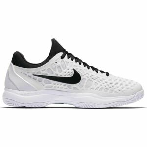 Nike ZOOM CAGE 3 bílá 10 - Pánská tenisová obuv