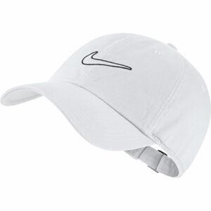 Nike H86 CAP ESSENTIAL SWSH bílá UNI - Unisexová kšiltovka