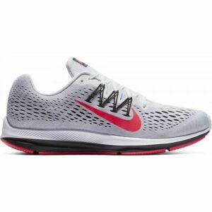 Nike ZOOM WINFLO 5 bílá 9.5 - Pánská běžecká obuv