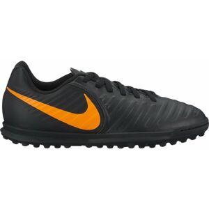Nike JR TIEMPO LEGENDX 7 TF černá 5 - Dětské turfy