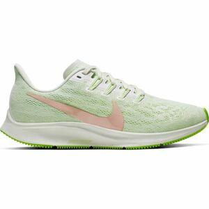 Nike AIR ZOOM PEGASUS 36 světle zelená 9 - Dámská běžecká obuv