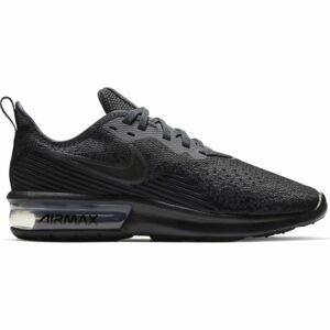Nike AIR MAX SEQUENT 4 černá 8 - Dámská volnočasová obuv