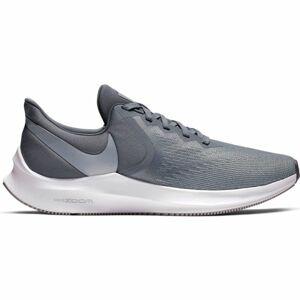 Nike AIR ZOOM WINFLO 6 šedá 11 - Pánská běžecká obuv