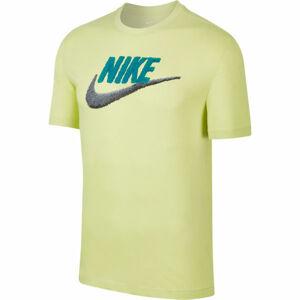 Nike NSW TEE BRAND MARK M  2XL - Pánské tričko