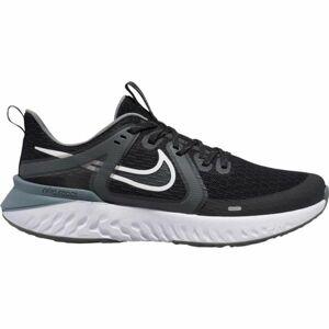 Nike LEGEND REACT 2 černá 8 - Pánská běžecká obuv