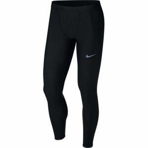 Nike NK RUN MOBILITY TIGHT černá M - Pánské běžecké legíny