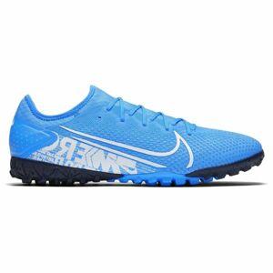 Nike MERCURIAL VAPOR 13 PRO TF modrá 11.5 - Pánské turfy