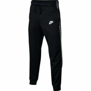 Nike NSW REPEAT PANT POLY černá S - Chlapecké sportovní tepláky