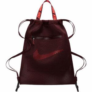 Nike ADVANCE červená NS - Gymsack