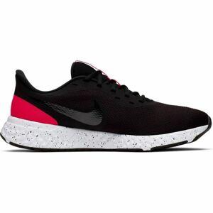 Nike REVOLUTION 5 červená 11 - Pánská běžecká bota