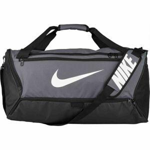 Nike BRASILIA M DUFF bílá  - Sportovní taška