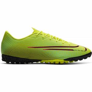 Nike MERCURIAL VAPOR 13 ACADEMY MDS TF zelená 7.5 - Pánské turfy