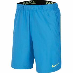 Nike FLEX SHORT LV 2.0 M modrá XL - Pánské tréninkové kraťasy