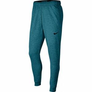 Nike DRI-FIT modrá M - Pánské tréninkové kalhoty