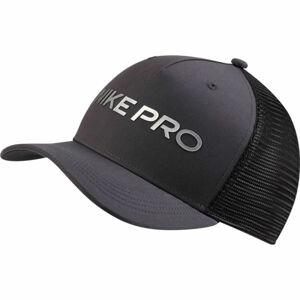 Nike DRY AROBILL CLC99 CAP NPC šedá UNI - Unisexová kšiltovka