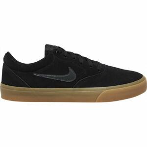 Nike SB CHARGE SUEDE černá 12 - Pánské tenisky