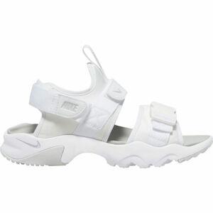Nike CANYON SANDAL bílá 9 - Dámské sandály