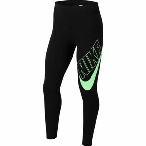 Nike NSW FAVORITES GX LEGGING G  L - Dívčí legíny