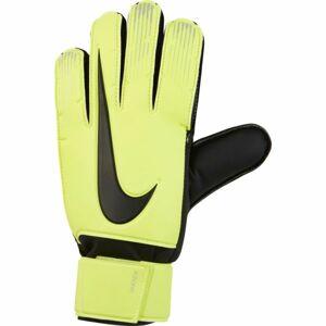 Nike MATCH GOALKEEPER žlutá 10 - Brankářské rukavice