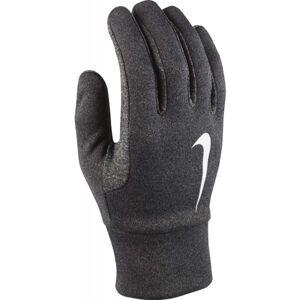Nike HYPERWARM FIELD PLAYER tmavě šedá L - Fotbalové rukavice