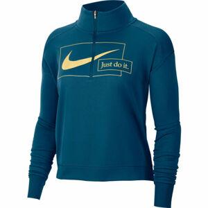 Nike ICON CLASH TQO  L - Dámská běžecká mikina