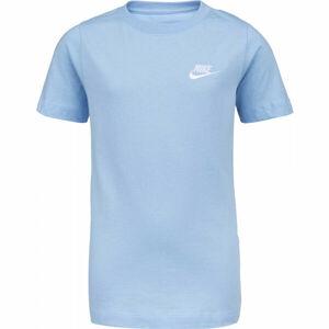 Nike NSW TEE EMB FUTURA B  XS - Chlapecké tričko