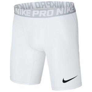 Nike PRO SHORT bílá XL - Pánské šortky