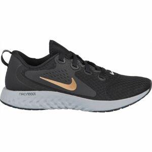 Nike LEGEND REACT W černá 9.5 - Dámská běžecká obuv