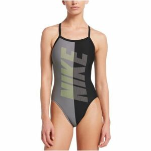 Nike RIFT černá S - Dívčí plavky