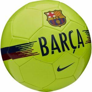 Nike FC BARCELONA SUPPORTERS  5 - Fotbalový míč