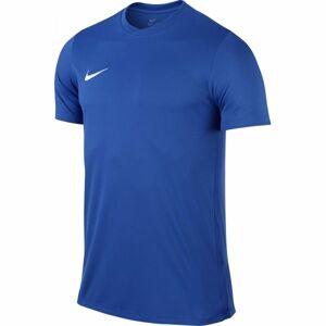 Nike SS YTH PARK VI JSY modrá S - Chlapecký fotbalový dres