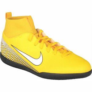Nike SUPERFLY 6 CLUB NJR IC žlutá 4.5 - Dětské sálovky