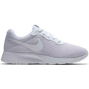Nike TANJUN bílá 7 - Dámská volnočasová obuv