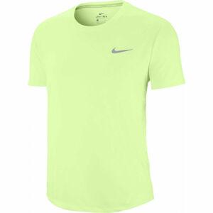 Nike MILER TOP SS  L - Dámské tričko