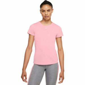 Nike ONE DF SS SLIM TOP W  XL - Dámské tréninkové tričko