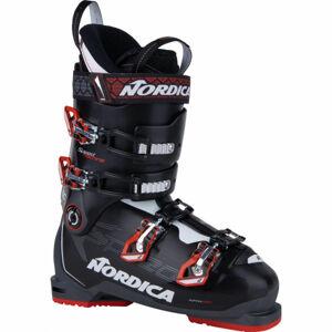 Nordica SPEEDMACHINE 100 BLK  300 - Pánské lyžařské boty