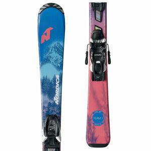 Nordica TEAM J FDT+JR 4.5FDT  110 - Dětské sjezdové lyže