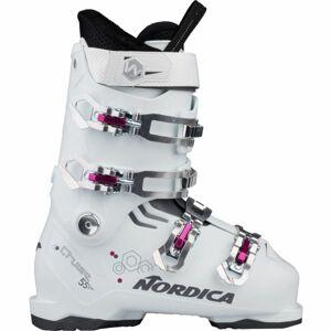 Nordica THE CRUISE 55 S W bílá 24 - Dámské lyžařské boty